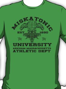 Miskatonic university T-Shirt