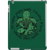 Call fo Cthulhu iPad Case/Skin