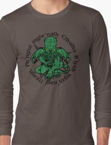 Call fo Cthulhu Long Sleeve T-Shirt