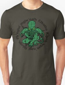 Call fo Cthulhu Unisex T-Shirt