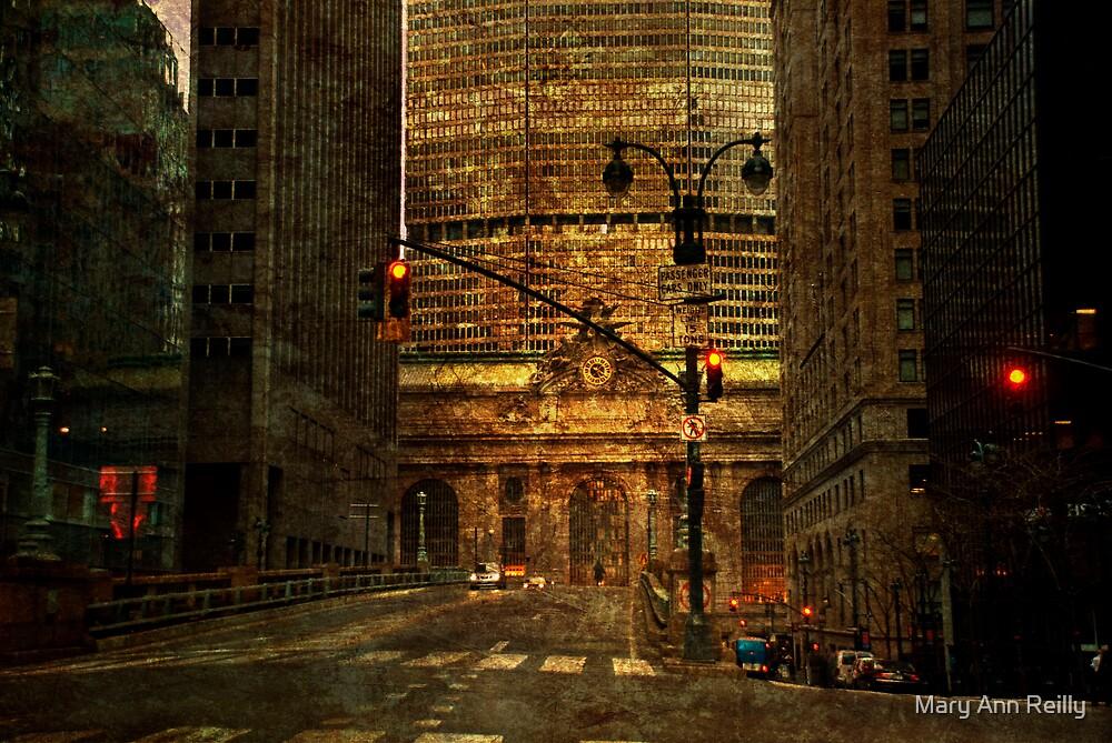 Grand Central Terminal by Mary Ann Reilly