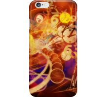 Open The Door To Time Travel iPhone Case/Skin