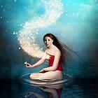 Shining Light 2 by Catrin Welz-Stein