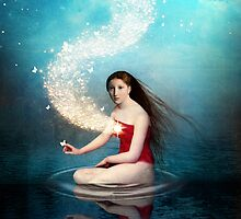 Shining Light 2 by Catrin Welz-Stein