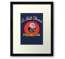 Pilkington Framed Print
