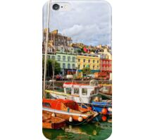Cobh Town in Ireland iPhone Case/Skin