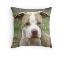 My Buster Throw Pillow