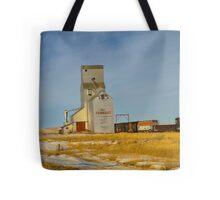 Prairie Landmark Tote Bag