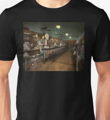 Americana - Soda - The people's soda fountain 1928 Unisex T-Shirt