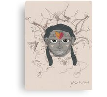 Harmonia finding balance in your oppositions Canvas Print