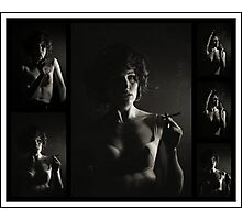 UP IN SMOKE WITH C.O. 4. Photographic Print