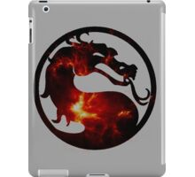 Dragon Logo iPad Case/Skin