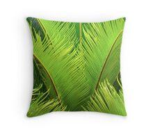 Nature Greenery Throw Pillow