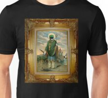 Saint Green Unisex T-Shirt