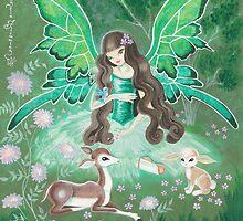Earth Faerie by AngelArtiste