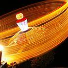 Spinning by Ike Faithfull