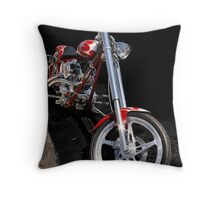 Curb Appeal Throw Pillow