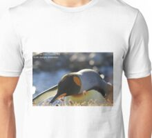 Fortuna Bay Postcard, South Georgia Unisex T-Shirt