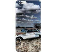 Pie Town, New Mexico on Pi Day 3/14/15 iPhone Case/Skin