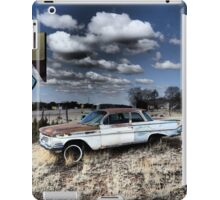 Pie Town, New Mexico on Pi Day 3/14/15 iPad Case/Skin