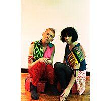 dementoids #2 Photographic Print