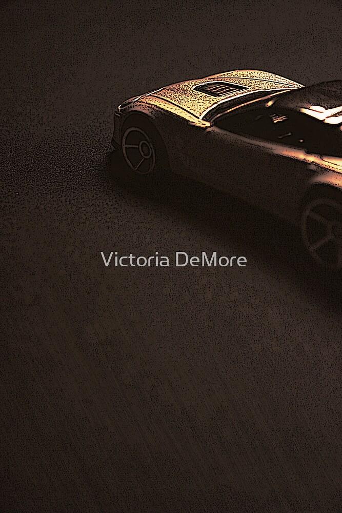 ZR1 Grunge by Victoria DeMore