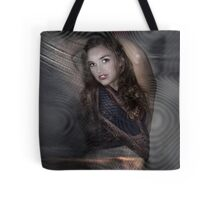 Vibration Series... The Vibration of Youth Tote Bag
