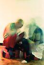 dementoids #3 by Juilee  Pryor