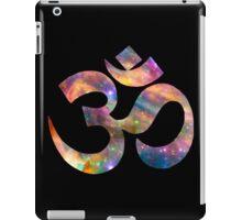 Cosmic Om iPad Case/Skin