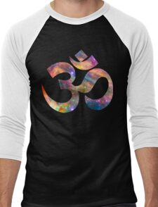 Cosmic Om Men's Baseball ¾ T-Shirt