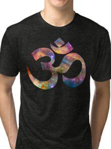 Cosmic Om Tri-blend T-Shirt
