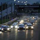 Start of the WPS Bathurst 12 Hour 2009 by Jeff D Photography