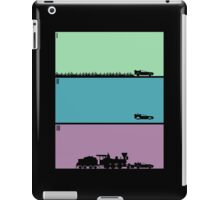 Back to the Future Trilogy iPad Case/Skin