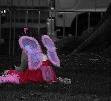 Lonely Angel by Ann Barnes