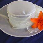 Wedding Hat by lezvee
