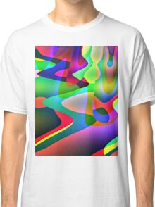 Abstract World Classic T-Shirt