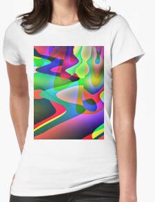 Abstract World Womens T-Shirt