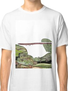 Two Frogs @?%#$&! Classic T-Shirt