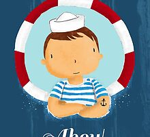 Ahoy! by Oliver Peace