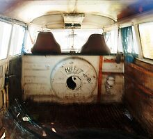 VW combi 1964 misfit trip by annamorocco