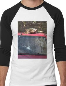 Rotten Shot !!!!! Men's Baseball ¾ T-Shirt