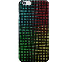Fossil Wave Abstract iPhone Case/Skin