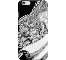 Beasty! iPhone Case/Skin