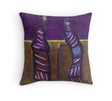 AFRICANS Throw Pillow