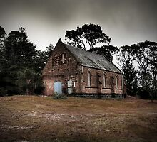 Church of JC by James Cole