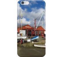 Bedwell & Co Boatyard iPhone Case/Skin