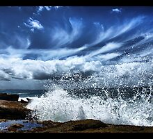 Sea Spray by Jennifer Ellison