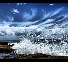 Sea Spray by Jennifer Ellison