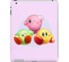 Kirby Colors iPad Case/Skin