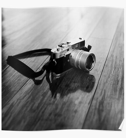 Leica M6 Poster